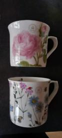 Kew garden mugs