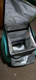 Deliveroo cycle bag