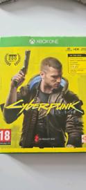 Cyber punk 2077 xbox one