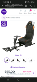 ADX racing/gaming chair