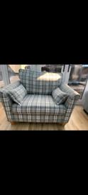 Cuddle chair arm chair snug chair