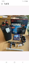 Fluval 306 filter