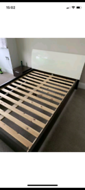 Bed double frame MFI