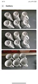 Churchill Art de Cuisine Menu Flared Mugs 340ml (Pack of 6) - RRP£56.8
