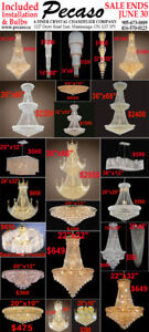 Crystal Chandelier / Crystal Lighting
