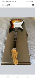 Left Hand Fender Custom Shop Strat