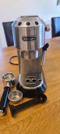 DeLonghi Dedica EC680.M espresso machine