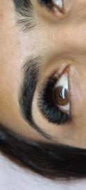 Eyelash extension/lifting