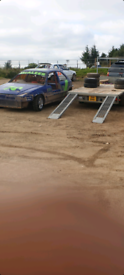 8ft trailer ramps
