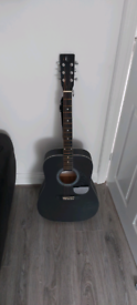 £35 ono FULL SIZE ENCORE ACOUSTIC GUITAR