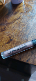 NYX lingerie lip gloss