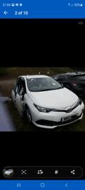 Toyota auris hybrid 2016 for breaking