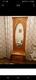 Mirror unit