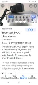 Ham radio Superstar 3900