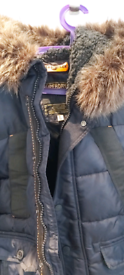 Superdry chinook parka size 3xl