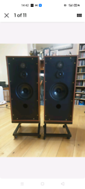 Spendor BC1 speaker set (without stands)