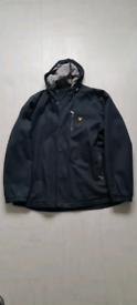 Lyle and scott heavyweight hooded jacket