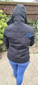 Superdry blue jacket