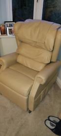Ambassador Elecric Riser Reclinet Chair