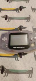 Broken Gameboy Advance