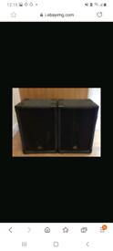 Idex audio 16inch speakers