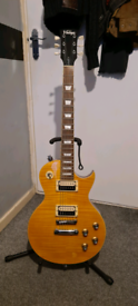 Vintage v100paradise with slash signature pickups (discontinued model)