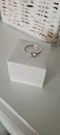 Pandora ring size 58.
