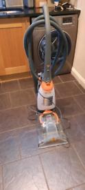 Vax Rapid Delux upright carpet cleaner V-026RD