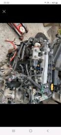 Fiat punto 1.9 diesel engine