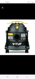 V-tuf mini dust extractor 110V