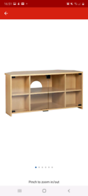 Corner Television Storage Cabinet only £35. Real Bargains Clearance Ou