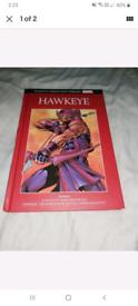 Marvels Mightiest Heroes Hawkeye Graphic Novel