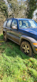 jeep 2.8 diesel , suits for fields or off road project