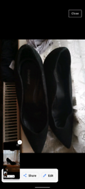 Women's high heels shoe size 7