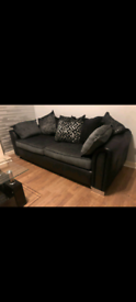 Dfs sofa / couch 3 & 4 seater available. Neex gone ASAP