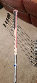 Cobra f7 one length irons