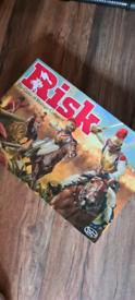 Risk Boardgame