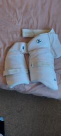 P1 Aero thigh padding