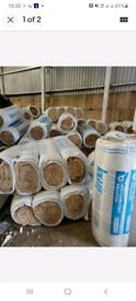 Loft rolls retail at £33 each