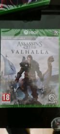 Valhalla (xbox series x) - brand new