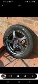 Honda s2000 alloy wheels civic type r