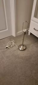 IKEA Arstid Chrome lamp (no lamp shade)