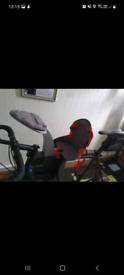Wee ride child front bike seat