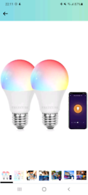 FREECUBE E27 Smart Bulb