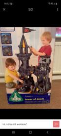 Wooden Tower of Doom+Castle