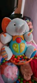 Toys/teddy's