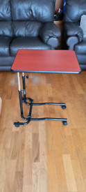 Overbed / Chair Table - portable(NRS Heathcare)