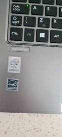 Toshiba Core i5 Laptop