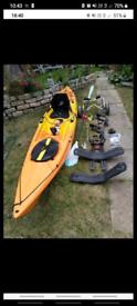 Ocean prowler kayak