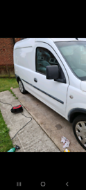 Corsa c combo 1.4 gas converted on a swith